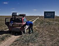 Drive Across Mongolia
