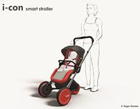 i-con  smart stroller