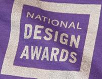National Design Awards. Identity Design.