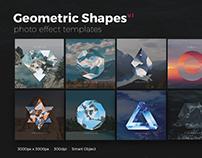 Geometric Shapes Photo Templates v1