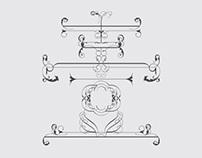 Huā typeface