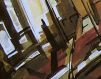 Paintings 2012 #2
