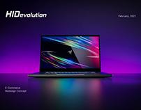 HIDevolution — E-commerce