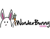 WonderBunny Logo Design
