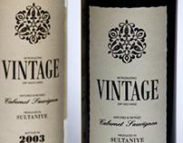 Vintage - Wine