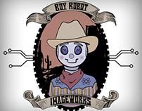 Boy Robot Imageworks Logo