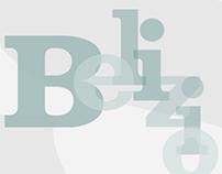 Belizio | Font commercial