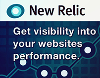 New Relic Banner Ads