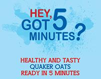Cover Art for Instant Oat Meal Dispenser - PepsiCo