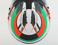 Helmet Design / Frank Yu