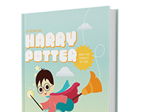 Harry Potter (Book Covers)