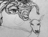 Sketches-Doodles