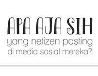 Apa Aja Sih yang Netizen Posting di Media Sosial Mereka