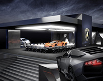 Lamborghini Aventador Reveal, launch in Rome, 2010