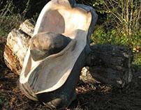 Ellesmere Sculpture Trust Commission