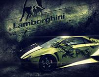 Lamborghini Embolado - Concept by Luca Serafini