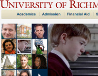 University of Richmond Online Presence