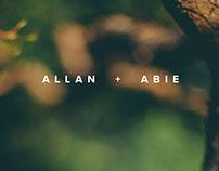 Allan + Abbie