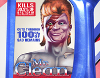 Mr CLEAN - POP ICONS TRIBUTE