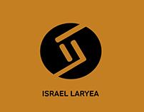 Israel Laryea : Brand identity