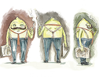 Bocetos Frutavilla/Frutavilla Sketches
