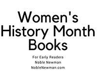 Women's History Books for Early Readers infographic