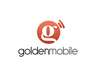 Golden Mobile Logo