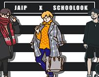 JAIP  X  SCHOOLOOK