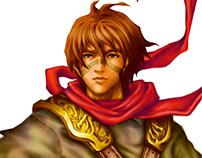 Battle/ Character Design