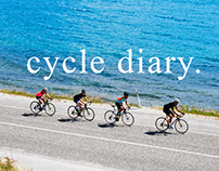 cycle diary.