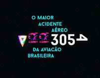 Voo 3054: O Maior Acidente Aéreo da Aviação Brasileira