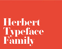 Herbert font - free regular