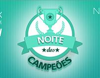 Newsletter - Jantar da Noite dos Campeões