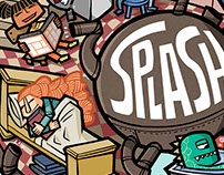 Cartel para SPLASH