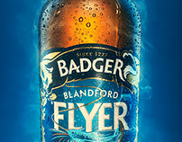 BADGER BEER