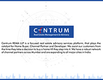 Centrum REMA Brochure