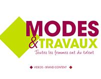 Modes&Travaux