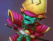Samurai - 4forFAN