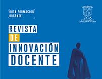 Diseño de Revista de Innovación Docente