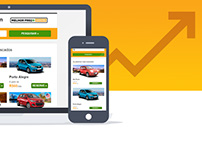 Rentcars.com - Responsive E-mail Marketing Redesign