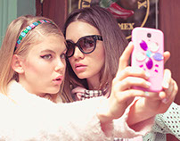 SELFIE QUEENS -editorial-
