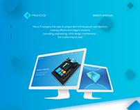 FreshCode IT Company Corporate website