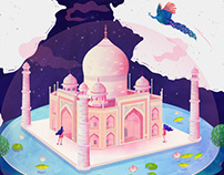 Indianama: Taj Mahal