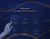 Office Assistant: Touch Screen Interface