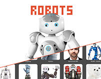 IEEE Robots for iPad