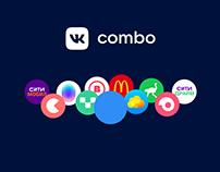VK Combo Minimalism