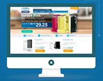 Comunicado E-Commerce - Purificadores Europa