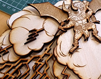 Laser Cut Projects | Vol 2