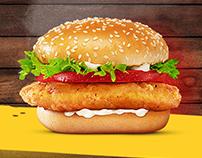 MacDonald's Banner