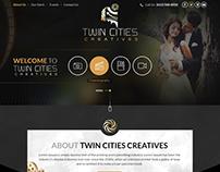 Twin cities  Design by Nexstair Web Development Tech...